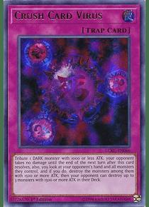 Crush Card Virus (Darkness Background) - LCKC-EN046 - Ultra Rare