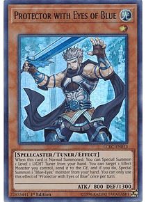 Protector with Eyes of Blue - LCKC-EN013 - Ultra Rare
