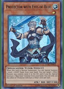 Protector with Eyes of Blue - LCKC-EN013 - Ultra Rare