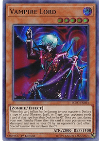 Vampire Lord - LCKC-EN024 - Ultra Rare