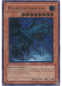 Ultimate Rare - Phantom Dragon - LODT-EN041 (jugada)