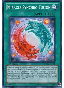 Miracle Synchro Fusion - DREV-EN057 - Common