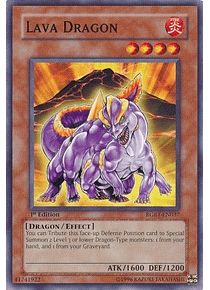 Lava Dragon - RGBT-EN037 - Common