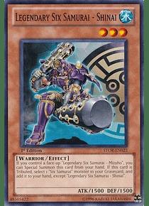 Legendary Six Samurai - Shinai - STOR-EN023 - Common