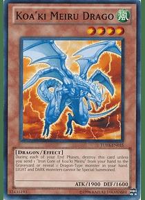 Koa'ki Meiru Drago - TU03-EN015 - Common (español)