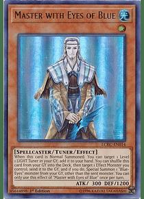 Master with Eyes of Blue - LCKC-EN014 - Ultra Rare