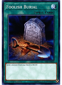 Foolish Burial - SR07-EN029 - Common