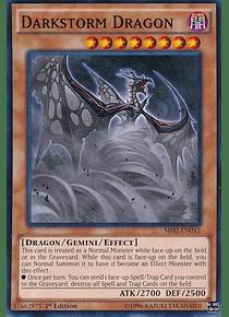 Darkstorm Dragon - SR02-EN012 - Common (español)