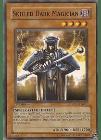 Skilled Dark Magician - SDSC-EN007 - Common