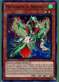 Matriarch of Nephthys - HISU-EN001 - Super Rare