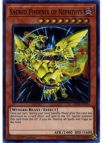 Sacred Phoenix of Nephthys - HISU-EN012 - Super Rare