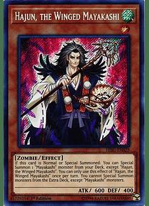 Hajun, the Winged Mayakashi - HISU-EN029 - Secret Rare