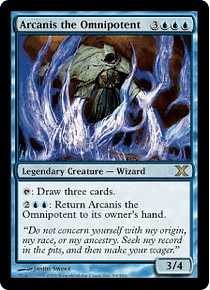 Arcanis the Omnipotent - 10Th - R