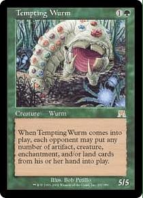Tempting Wurm - ONS - R