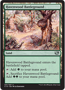 Havenwood Battleground - C14 - U