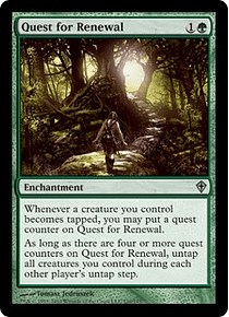 Quest for Renewal - WWK - U