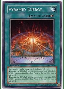 Pyramid Energy - PGD-040 - Common