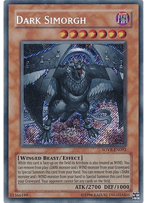 Dark Simorgh - SOVR-EN092 - Secret Rare