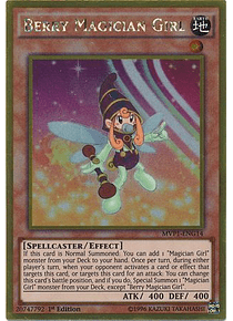 Berry Magician Girl - MVP1-ENG14 - Gold Rare
