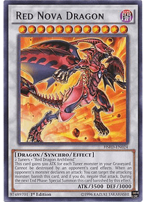 Red Nova Dragon - HSRD-EN024 - Rare