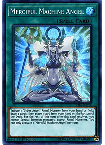 Merciful Machine Angel - LED4-EN014 - Super Rare