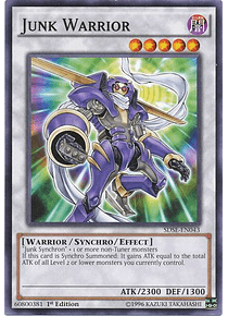 Junk Warrior - SDSE-EN043 - Common