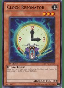 Clock Resonator - EXVC-EN007 - Common