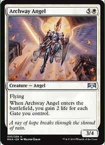 Archway Angel - RNA - U