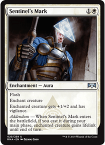 Sentinel's Mark - RNA - U
