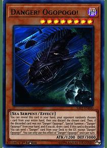 Danger! Ogopogo! - SAST-EN000 - Ultra Rare