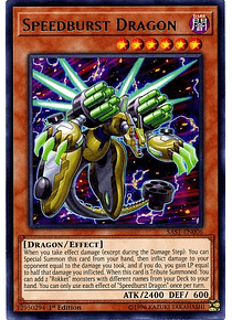 Speedburst Dragon - SAST-EN006 - Rare