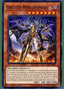 Orcust Knightmare - SAST-EN021 - Common