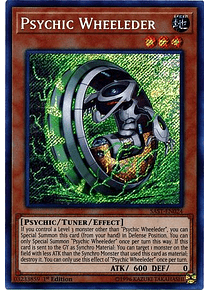 Psychic Wheeleder - SAST-EN024 - Secret Rare