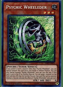 Psychic Wheeleder - SAST-EN024 - Secret Rare