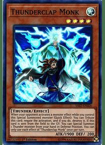 Thunderclap Monk - SAST-EN026 - Super Rare
