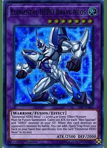 Elemental HERO Brave Neos - SAST-EN035 - Super Rare