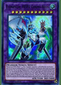 Elemental HERO Cosmo Neos - SAST-EN036 - Super Rare