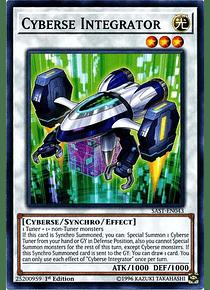 Cyberse Integrator - SAST-EN043 - Common