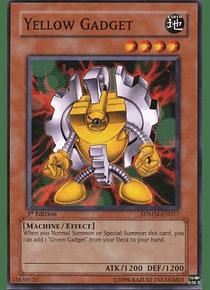 Yellow Gadget - SDMM-EN017 - Common