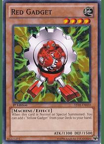 Red Gadget - YSYR-EN020 - Common (jugada)