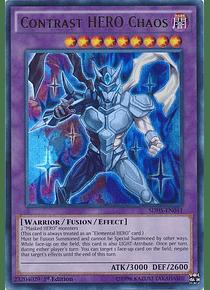 Contrast Hero Chaos - SDHS-EN041 - Ultra Rare