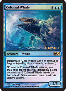 Colossal Whale (Magic 2014 Launch)