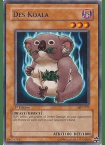 Des Koala - MFC-077 - Rare