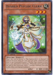 Hushed Psychic Cleric - EXVC-EN027 - Rare