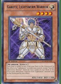 Garoth, Lightsworn Warrior - RYMP-EN101 - Rare (español)