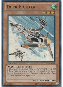 Duck Fighter - LTGY-EN099 - Super Rare