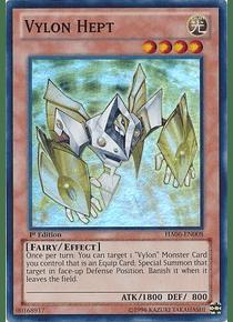 Vylon Hept - HA06-EN008 - Super Rare