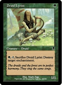 Druid Lyrist - ODS - C