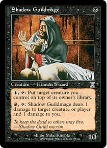 Shadow Guildmage - TSP - C