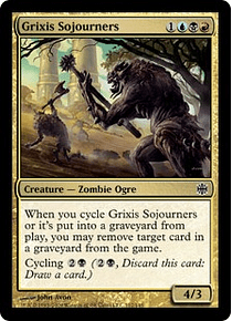Grixis Sojourners - ARB - C